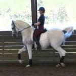 Mimi first ride on Cygnus