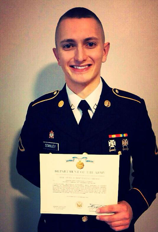 Ross Stanley - Natl Guard
